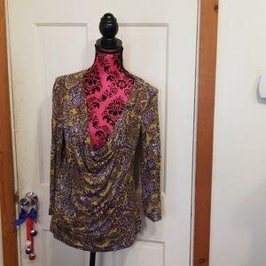 Michael Kors soft knit top